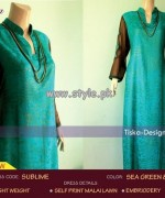 Tiska Eid-Ul-Azha Collection 2013 For Girls 006