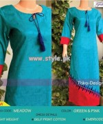 Tiska Eid-Ul-Azha Collection 2013 For Women 008