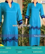 Tiska Eid-Ul-Azha Collection 2013 For Women 009