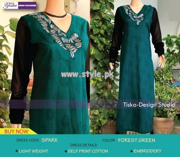 Tiska Eid-Ul-Azha Collection 2013 For Women 010