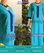 Tiska Eid-Ul-Azha Collection 2013 For Women 011