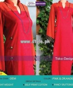Tiska Eid-Ul-Azha Collection 2013 For Women 012