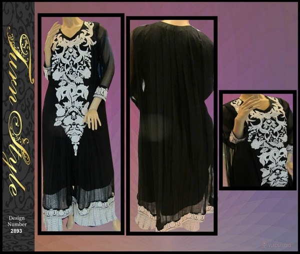 Turn Style Eid-Ul-Azha Collection 2013 For Women 003