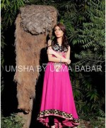 Umsha by Uzma Babar Eid-ul-Azha Collection 2013 for Women 003