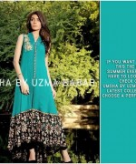 Umsha by Uzma Babar Eid-ul-Azha Collection 2013 for Women 004