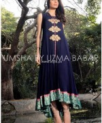 Umsha by Uzma Babar Eid-ul-Azha Collection 2013 for Women 010
