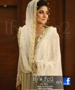 Actres Sanam Baloch Nikkah Pictures - White Dress 011 448x672