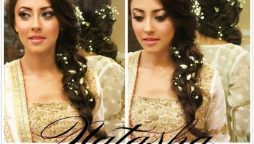 Ainy Jaffery Engagement Pictures