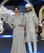 Ali Xeeshan Collection at PFDC L'Oreal Paris Bridal Week 2013 001 150x180 pakistani dresses fashion shows