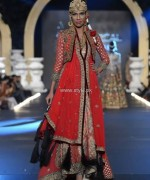 Ali Xeeshan Collection at PFDC L'Oreal Paris Bridal Week 2013 002 150x180 pakistani dresses fashion shows