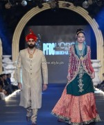 Ali Xeeshan Collection at PFDC L'Oreal Paris Bridal Week 2013 006 150x180 pakistani dresses fashion shows