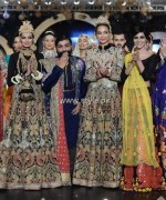 Ali Xeeshan Collection at PFDC L'Oreal Paris Bridal Week 2013 007 150x180 pakistani dresses fashion shows