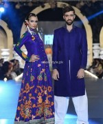 Ali Xeeshan Collection at PFDC L'Oreal Paris Bridal Week 2013 008 150x180 pakistani dresses fashion shows