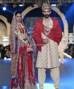 Ali Xeeshan Collection at PFDC L'Oreal Paris Bridal Week 2013 009 150x180 pakistani dresses fashion shows
