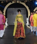Ali Xeeshan Collection at PFDC L'Oreal Paris Bridal Week 2013 011 150x180 pakistani dresses fashion shows