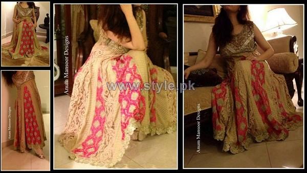 Anum Mansoor Formal Dresses 2013 For Women7