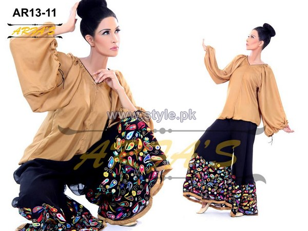 Arfa's Eid-Ul-Azha Collection 2013 For Girls1