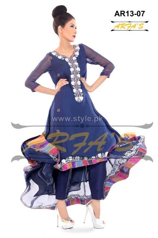Arfa's Eid-Ul-Azha Collection 2013 For Women6