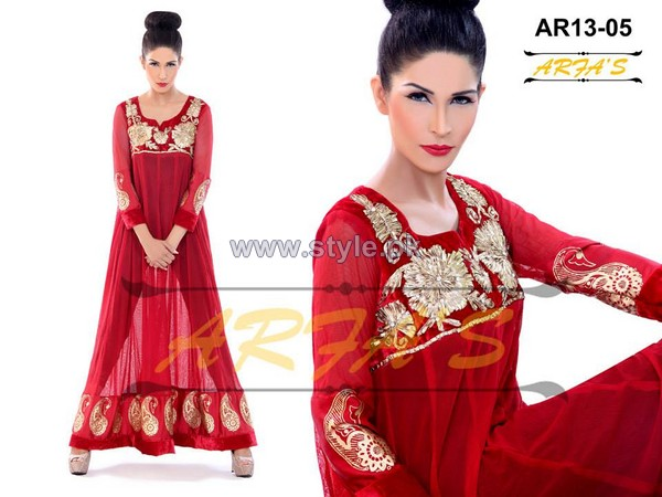 Arfa's Eid-Ul-Azha Collection 2013 For Women8