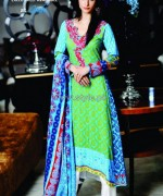 Aroshi Winter Dresses 2013 For Girls3