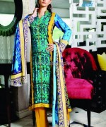 Aroshi Winter Dresses 2013 For Women6