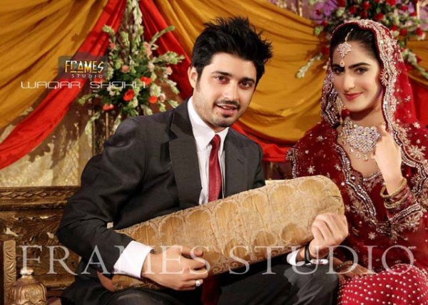 Babar Khan and Sana Khan Engagement Pics 600x428 celebrity gossips