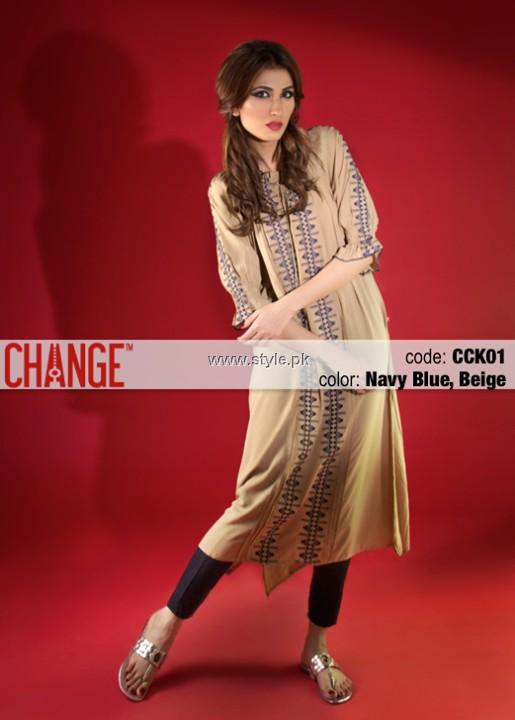 Change Winter Collection 2013 for Girls and Women