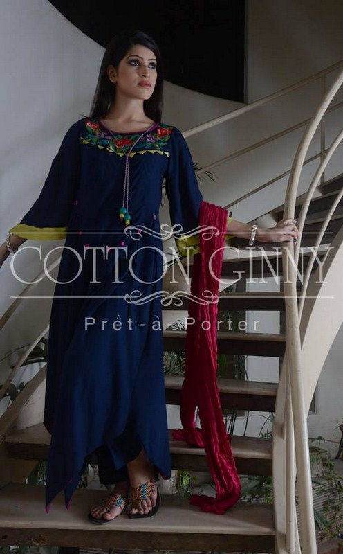 Cotton Ginny Winter Collection 2013 For Women 006