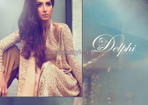 Delphi Fall Winter Dresses 2013 For Women4