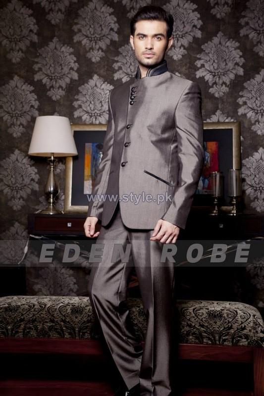Eden Robe Menswear Collection 2013 For Winter5