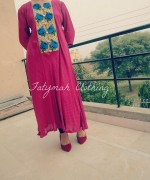 Fatymah Eid-Ul-Azha Collection 2013 For Women 001