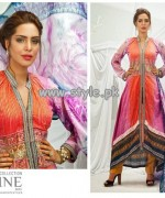 Feminine Mid Summer Collection 2013 by Shariq Textiles 002