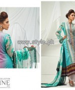 Feminine Mid Summer Collection 2013 by Shariq Textiles 004