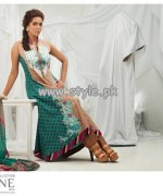Feminine Mid Summer Collection 2013 by Shariq Textiles 005