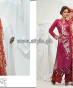 Feminine Mid Summer Collection 2013 by Shariq Textiles 007