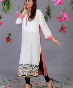 Grapes The Brand Digital Prints Kurta Collection 2013 For Women