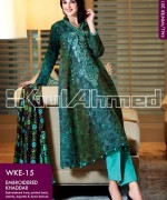 Gul Ahmed Khaddar Winter Collection 2013 For Ladies 0010