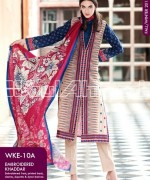 Gul Ahmed Khaddar Winter Collection 2013 For Ladies 004