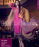 Gul Ahmed Pashmina Shawl Collection 2013 For Women 0010