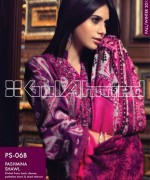 Gul Ahmed Pashmina Shawl Collection 2013 For Women 004