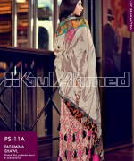 Gul Ahmed Pashmina Shawl Collection 2013 For Women 006