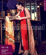 Gul Ahmed Pashmina Shawl Collection 2013 For Women 009