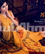 Gul Ahmed Pashmina Shawl Collection 2013 For Women 011
