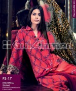 Gul Ahmed Pashmina Shawl Collection 2013 For Women 013
