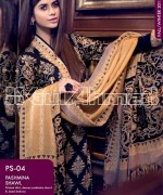 Gul Ahmed Pashmina Shawl Collection 2013 For Women 014