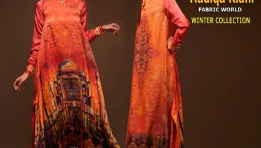 Hadiqa Kiani Winter Collection 2013 For Women 1