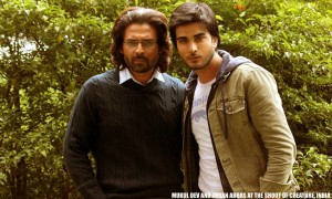 Imran Abbas On the Set Of Creature 02