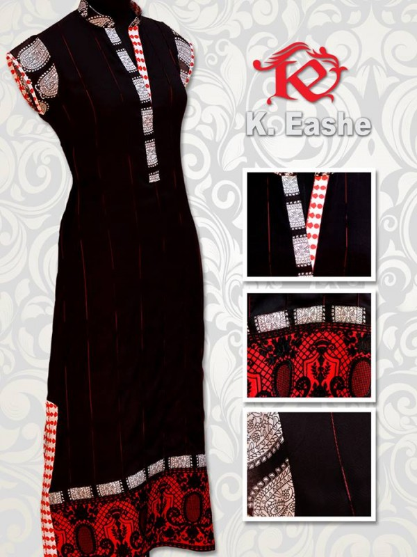 K.Eashe Eid Collection 2013 For Women 1