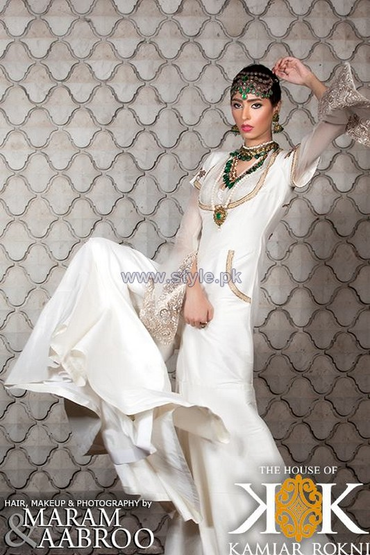 Kamiar Rokni Orientalist Collection 2013 For Brides1