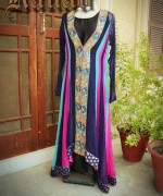 Kanav By Suman Ali Party Wear Collection 2013 For Women 001